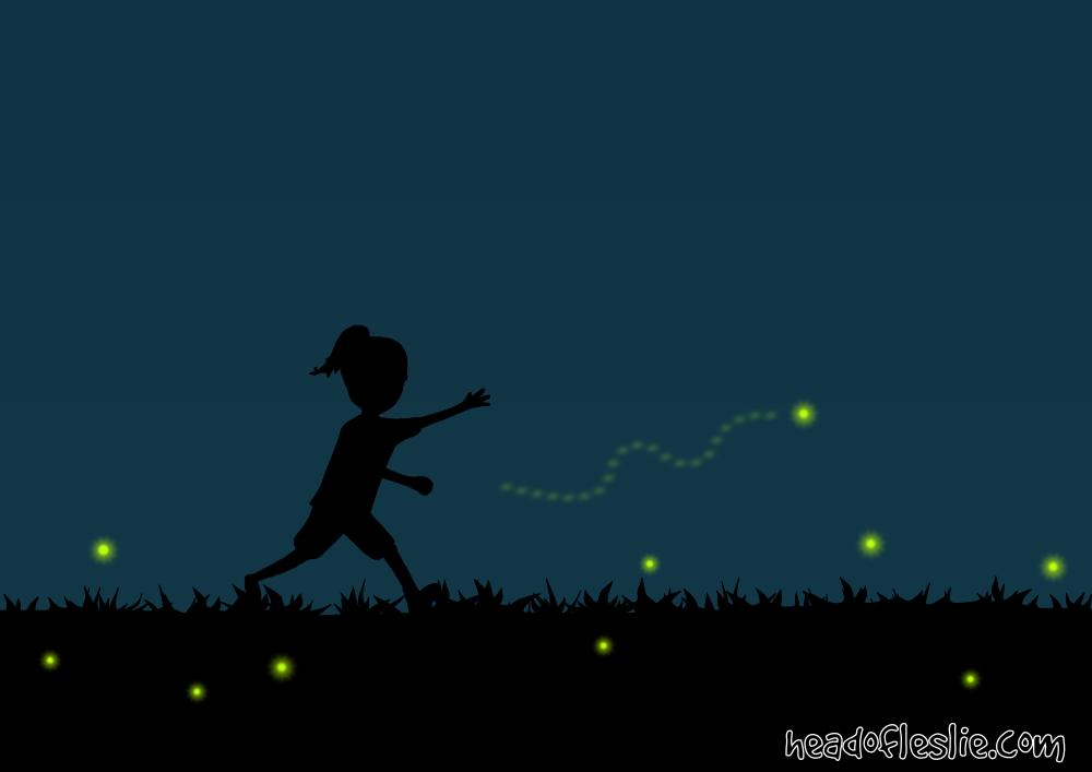 Headoflesliecom Chasing Fireflies